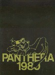 HOJH Panthera 1980 yearbook.