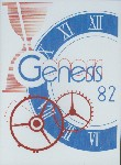 NMBSH Genesis 1982 yearbook.
